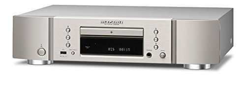 marantz CD player and headphone amplifier CD-6006 / FN (Silver Gold)