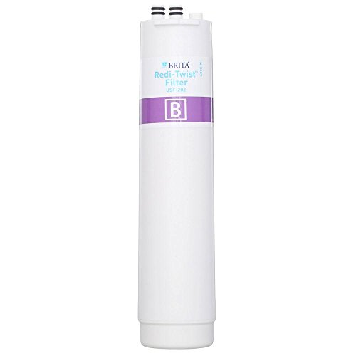 Brita Redi-Twist Under-Sink Replacement Filter, Level 2