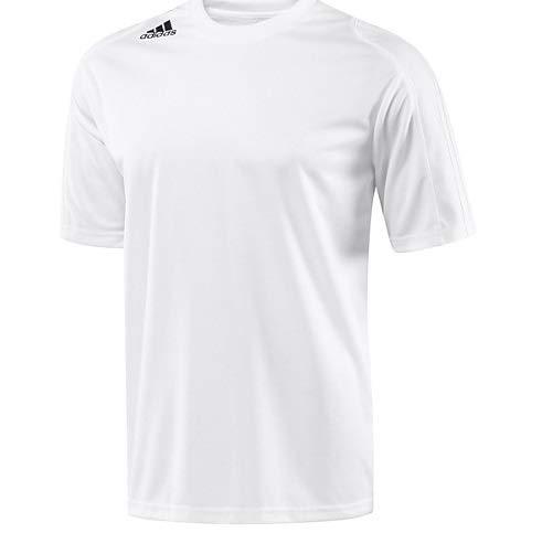 adidas Squadra II Soccer Jersey (White) - Youth Small