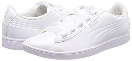White Mujer P Puma puma Ribbon puma White 02 Blanco Para Vikky Zapatillas wpnHqFx