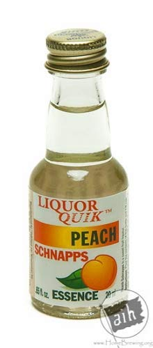 Peach Schnapps Flavoring Essence (Liquor Quik)