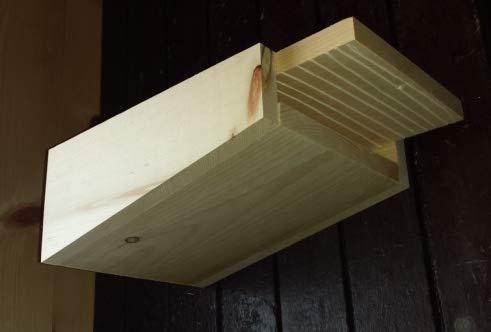 Urban Nature Store Pine Bat House Kit