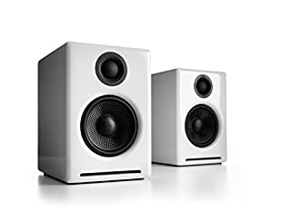 Audioengine A2 Desktop Speakers (White) (B000VKEFMS) | Amazon price tracker / tracking, Amazon price history charts, Amazon price watches, Amazon price drop alerts