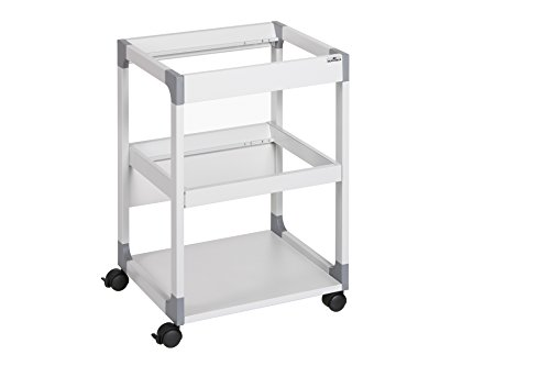 Durable 379110 System File Trolley 80 Multi Duo, grau