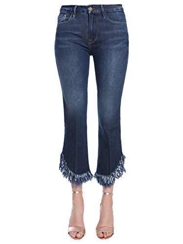 Azul Algodon Frame Lcmbsr415bayberry Mujer Jeans pBBq7xw