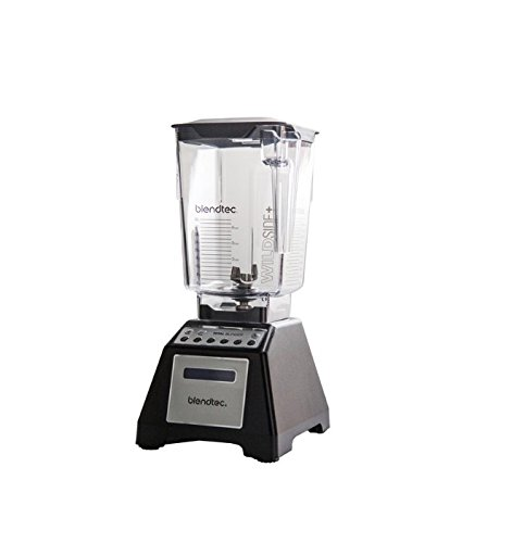 Blendtec Total Classic Original Blender - WildSide plus Jar (90 oz) - Professional-Grade Power - 6 Pre-programmed Cycles… 4