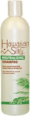 Hawaiian Silky Shampoo Neutral 8 oz.