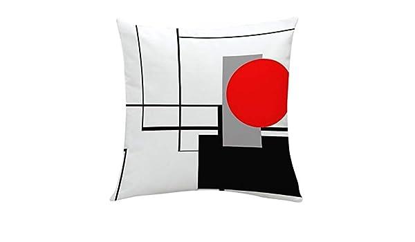 cloom almohada Geometría Imprimir funda de cojín (45 x 45 cm ...