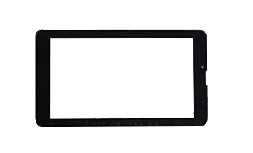Replacement Touch Screen Digitizer for Nuqleo Zinq 7 Qt-3h07a18bk 3g 7inch Tablet Pc