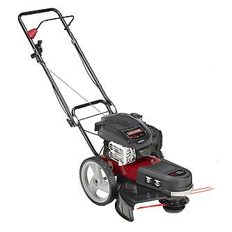 Craftsman 77674 22″ 4-Cycle High Wheel Gas Trimmer Review