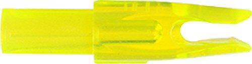 Super Easton Nocks Uni (Easton/Beman S Nocks Yellow 12 pk.)