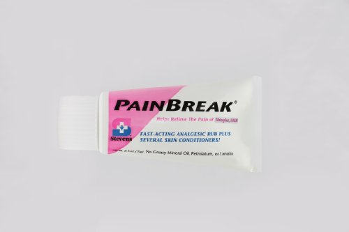 PainBreak® - Effective, Proven Cream for Relieving Post Herpetic Neuralgia and Post Shingles Pain -