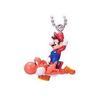 Super Mario Galaxy 2 Llavero Altura - Mario & Yoshi Dash ...