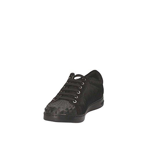 Femmes Geox Noir 0qs22 Sneakers D621bc Ozq6Yg