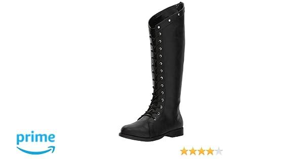 8931dc32a7205 Amazon.com | Ellie Shoes Women's 181-Huntress Boot, Black, 6 US/6 M US |  Knee-High