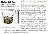 Vacu Vin Instant Pickler with Vacuum Pump