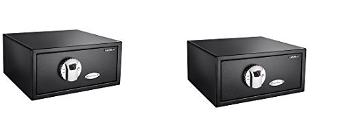 BARSKA Biometric Safe (2-Pack)
