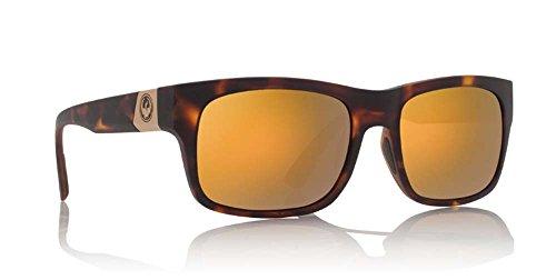 Dragon Alliance Tailback Sunglasses, Matte Tortoise/Gold -