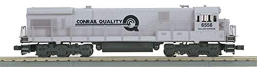 MTH 1:48 O Scale Rail King Conrail Ballast Express #6556 C30-7 Car #30-2421-1