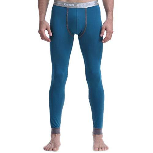 En Convient Elle Leggings Homme Air c2 Confortable Sous Hiver vêtements Longue Pantalon Chaude Thermique John Stretch Taille 2 Travail Couleur Plein Voyage Pour Camping OXxaq