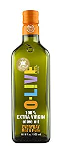 O-Live & Co. Everyday Extra Virgin Olive Oil - 16.9 Fl Oz