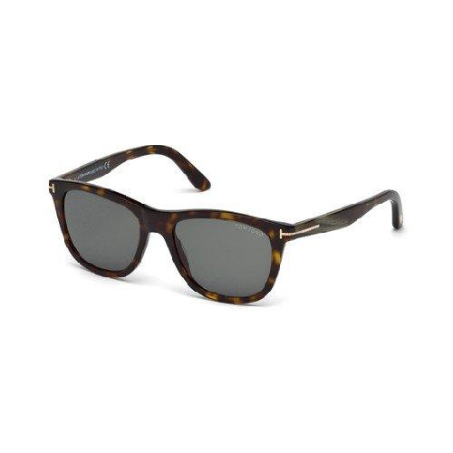 Sunglasses Tom Ford ANDREW TF 500 FT 52N dark havana / green ()