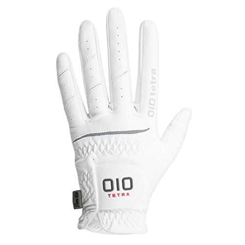 Five Tetra Light - OIO Tetra Men's Golf Gloves (Left) PANA Tetra Patented, Non-Slip Material, Spider Grip, Rain Grip, Long Lasting (Large (25))
