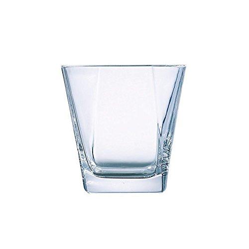 Arcoroc E1515 Prysm 9 Oz. Rocks Glass - 48 / CS by Arcoroc