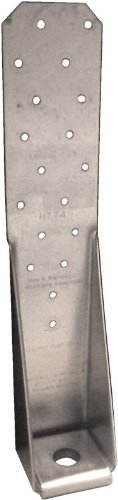 16 Pack Simpson Strong Tie HTT4 12'' Heavy Tension Tie by Simpson Strong-Tie