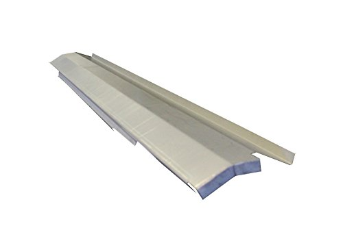 Motor City Sheet Metal - Works With 1967 1968 1969 1970 CAMARO Z28 FIREBIRD PASSENGER SIDE ROCKER PANEL ()