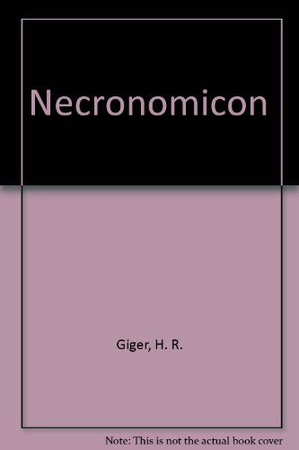 H. R. Giger's Necronomicon, used for sale  Delivered anywhere in USA