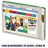 Raspberry Pi Zero W Screen, iUniker 2.8-inch 60+ fps 640x480 High Resolution Raspberry Pi Zero Touchscreen HD Raspberry…