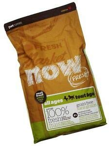 Now Fresh Grain Free For Small Breed Adult Dog Food Bag, 12-Pound by Now!