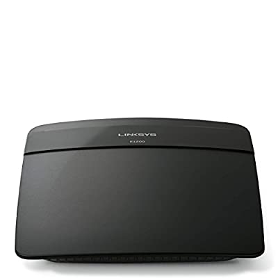 Linksys E2500-NP Wi-Fi Wireless Dual-Band Router to Double Bandwidth and Maximize Usage for Streaming and Gaming (E2500) (Certified Refurbished) from Linksys