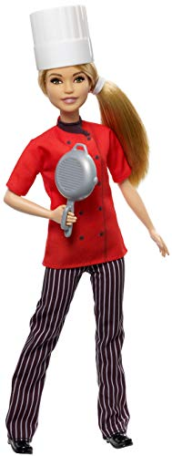 Barbie - FXN99 Career Doll - Chef Doll