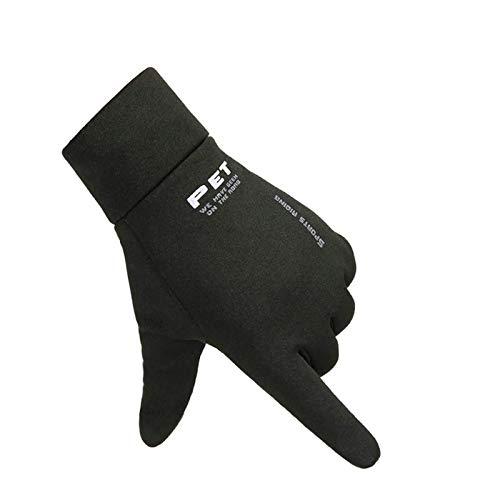 Winter Anazoz Screen Men Gloves Antivento impermeabile Warm Fitness Grey Running Touch Antiscivolo rr5qUxzw