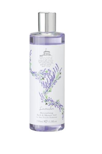 Woods of Windsor Moisturizing Bath & Shower Gel for Women, Lavender, 11.8 Ounce