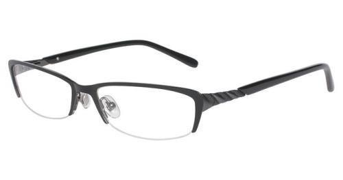 JONES NEW YORK J469 Eyeglasses Black 53-16-135 ()