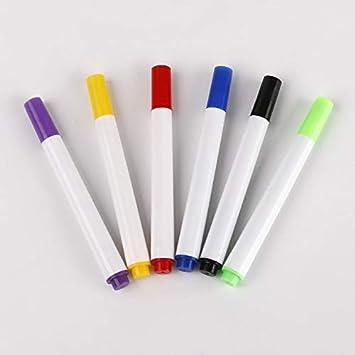 4 Colores Deben Ser Hermosos Colores Pizarra Borrable Agua ...
