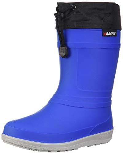 le Rain Boot, Blue, 9 Youth US Toddler ()