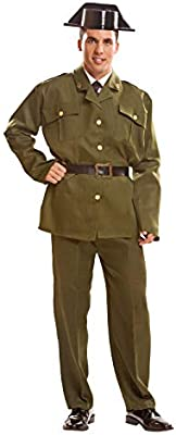 My Other Me Me - Disfraz de Guardia civil para adultos, talla S (Viving Costumes MOM00979)