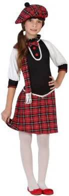 Atosa-23608 Disfraz Escocesa, color rojo, 3 a 4 años (23608 ...