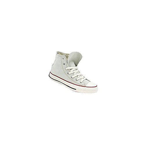 CONVERSE - Scarpe alta CONVERSE ALL STAR CT LIGHT in tessuto beige vintage 1K398 - 1K398 - 44.5, Beige