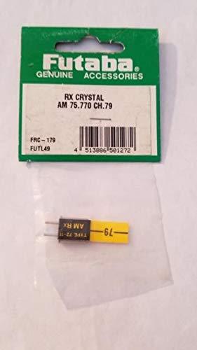Futaba RX Crystal AM 75.770 Ch. 79 FRC-179