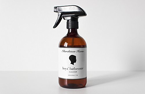 Boys' Bathroom Cleaner (Original Fig), 17 Ounce