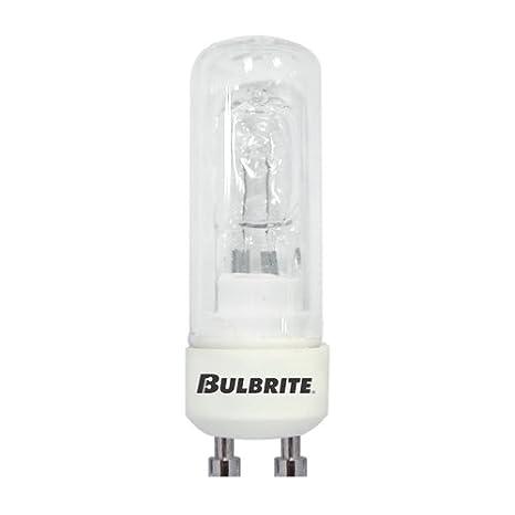 Bulbrite 860644 35 W Dimmable DJD Shape Twist /& Lock Bi-Pin Halogen Bulb GU10 Base 5 Pack Frost