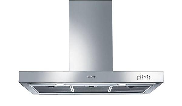 Smeg KS9500XE - Campana (789 m³/h, Canalizado, A, A, D, 65 dB): Amazon.es: Hogar