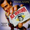 Ace Ventura: Pet Detective - Motion Picture Soundtrack (1995) Audio CD