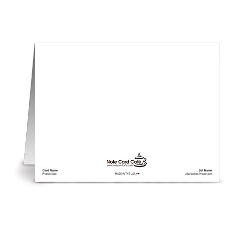 24-Note-Cards-Flag-Waving-in-the-Sky-Blank-Cards-Red-Envelopes-Included