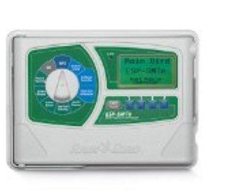 (RainBird ESP-SMTe ESPSMTE4 Smart Irrigation Controller Rain Bird F39450 Outdoor )